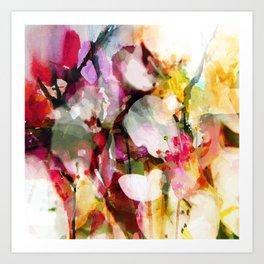 fruit blossom Art Print