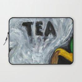I love tea Laptop Sleeve