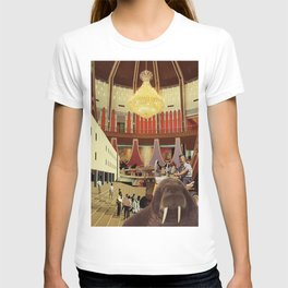 On Campus Accommodation T-shirt