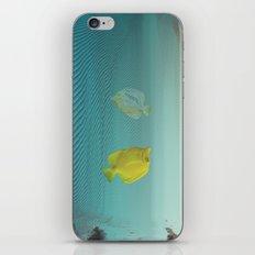 Under da glitch PT.2: A story of loss iPhone & iPod Skin