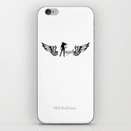 Angel Diabla iPhone Skin