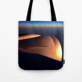 Intrastellar Tote Bag
