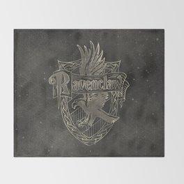 Ravenclaw House Throw Blanket