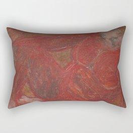 human【Japanese painting】 Rectangular Pillow