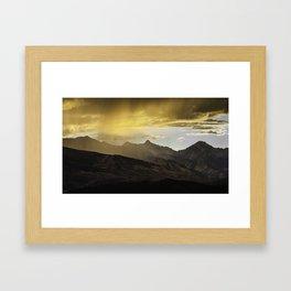 Aspen Snowmass Framed Art Print