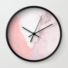 Eternal Sunshine Script Print Wall Clock