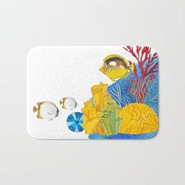 Coral Reef #7 Bath Mat