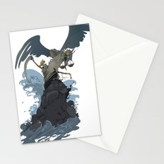 GRIM SURF Stationery Cards