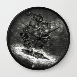 Lovecraft's Yog-Sothoth Wall Clock