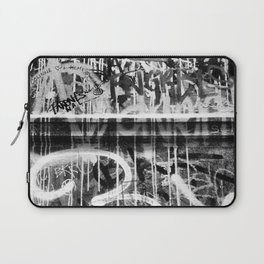 The Writing on the Wall Laptop Sleeve