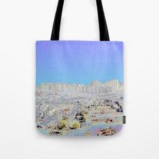 Chromascape 4: Delhi Tote Bag