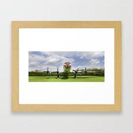 Hastings T.5 TG517 panoramic Framed Art Print