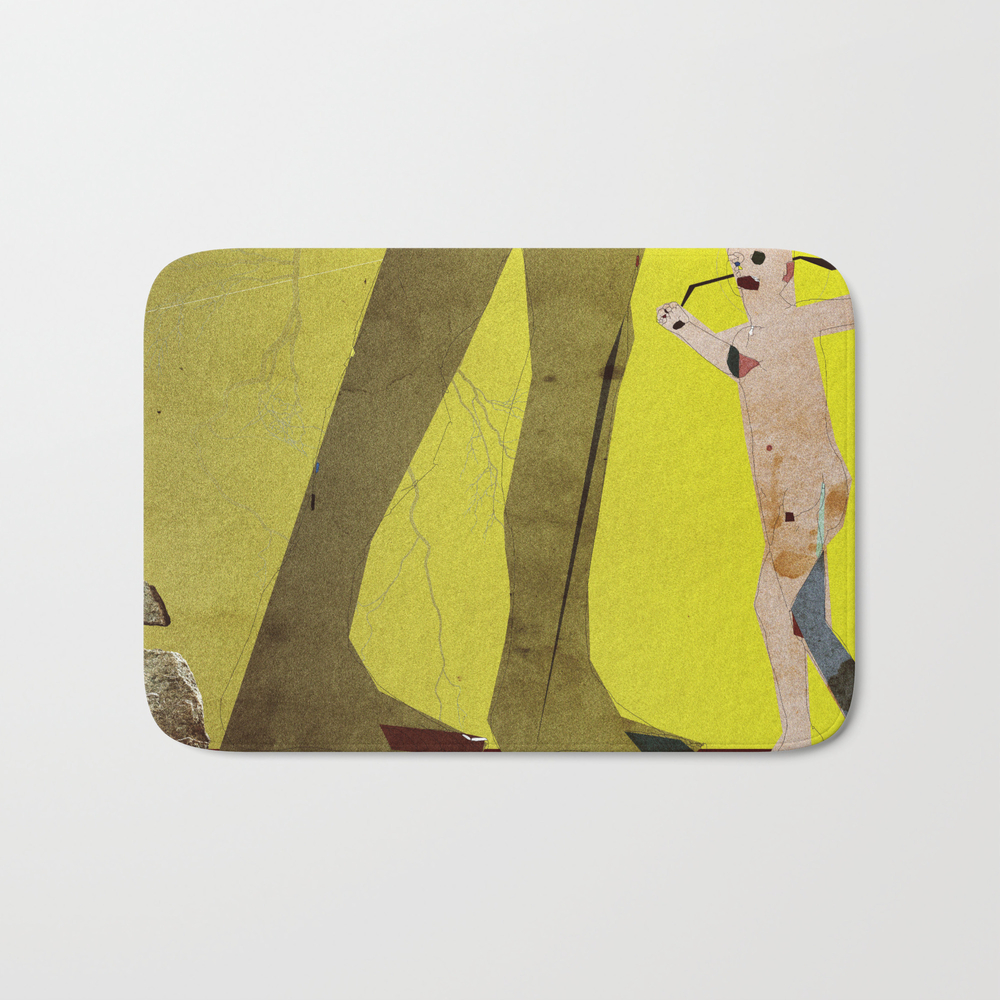 Triumph Of The Will Bath Mat by Aleczg BMT933087