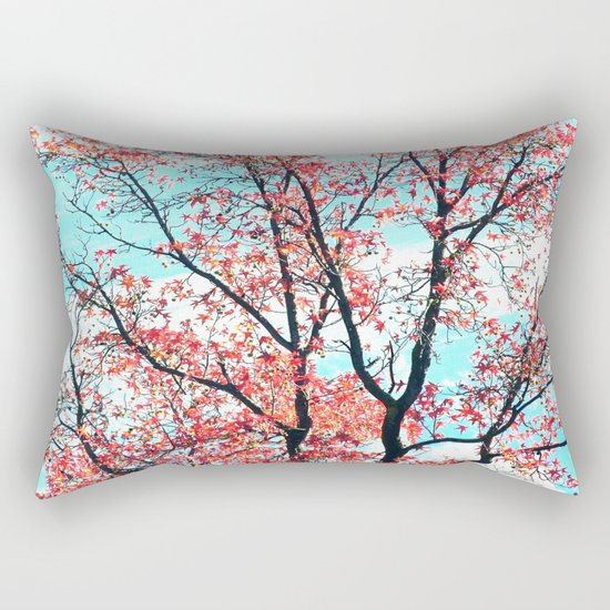 Here and Now Rectangular Pillow