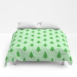 The Forest for the Trees Comforters