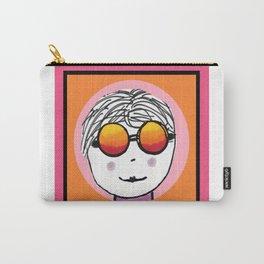 Les lunettes - Sunglasses Carry-All Pouch