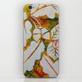 Leaves on the World Tree: Danish Beech and Oak iPhone Skin