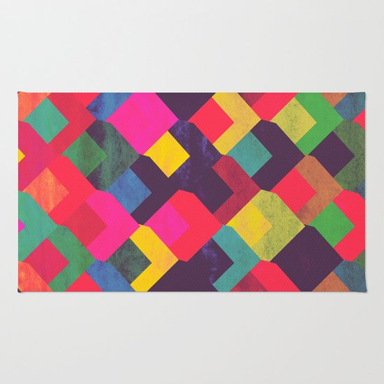 colour + pattern 11 Rug