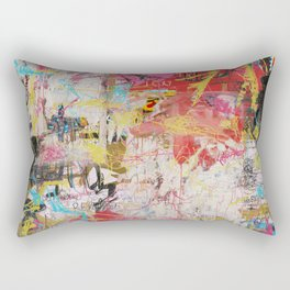 The Radiant Child Rectangular Pillow