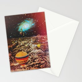 The Midnight Travellers Stationery Cards