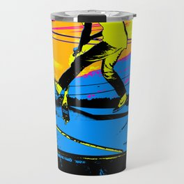 """Air Walking""  - Stunt Scooter Travel Mug"