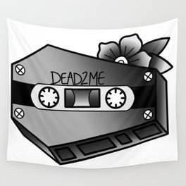 coffin tape Wall Tapestry