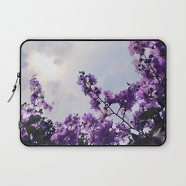 Shek-O Magical Place - Bougainvillea spectabilis Laptop Sleeve