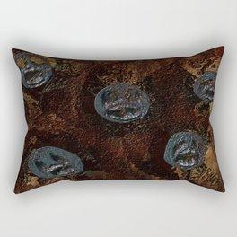 Screams of the Future Rectangular Pillow