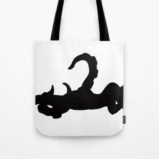 octopgirl Tote Bag