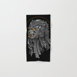 Barbarian Lion Hand & Bath Towel