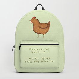 Good Cluck Backpack
