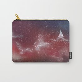 Boat in the stars Carry-All Pouch