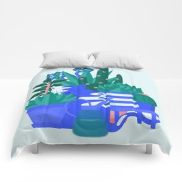 Comfort Zone Comforters
