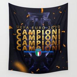 LA MIA ITALIA: CAMPIONI Wall Tapestry
