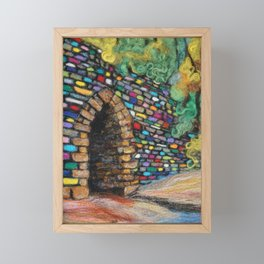 Poinsett Bridge  Framed Mini Art Print