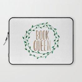 Book Queen Laptop Sleeve