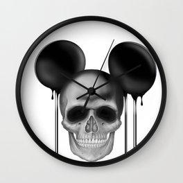 Mick3y Wall Clock