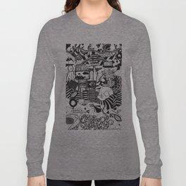 Doughnut City Long Sleeve T-shirt