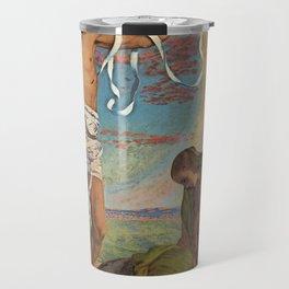 Christ and the Two Marys Travel Mug
