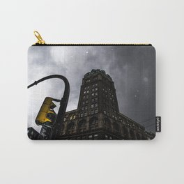 Dark Architecture  Carry-All Pouch