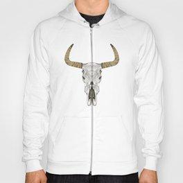 Steer skull Hoody