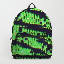 Binary Code Backpack