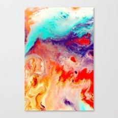 Overhead Canvas Print
