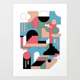Abstraction III Art Print