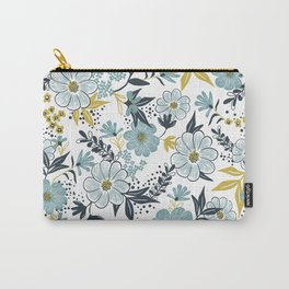 Harper - Dusk Blue Carry-All Pouch