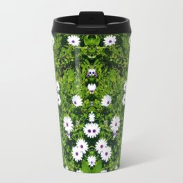 Cape Daisies Travel Mug