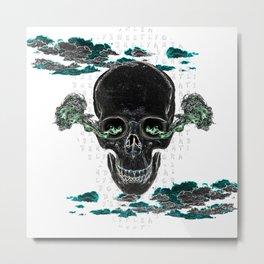 KindlyDead Metal Print