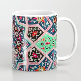 V16 Special Colored Traditional Moroccan Design. Coffee Mug