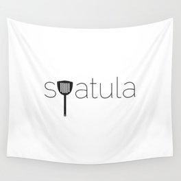 spatula Wall Tapestry