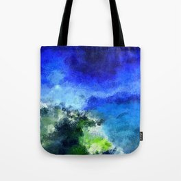 Victimized For Light Sky Blue Tote Bag